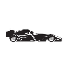 formula car vector image