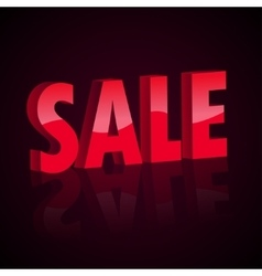 Sale poster vector