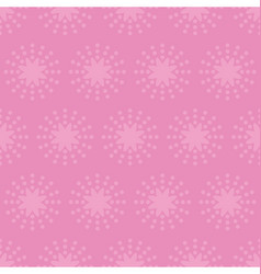 geometry seamless background vector image vector image