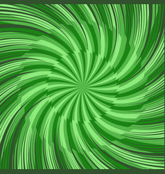 Abstract comic bright green background vector