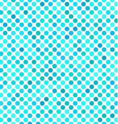 Light blue abstract dot pattern design vector image