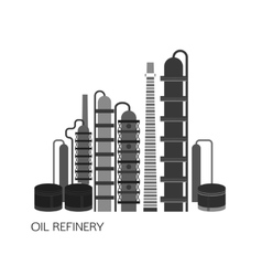 Oil Plant 03 A vector image
