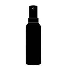 Spray the black color icon vector
