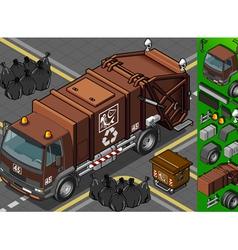 Truck vector