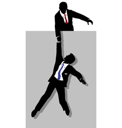business person vector image vector image