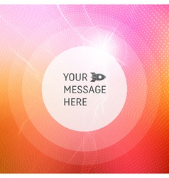 Abstract background with Place for Text Grid vector