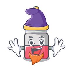 Elf nassal drop character cartoon vector