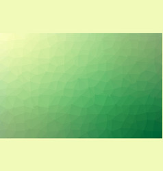 light green abstract textured polygonal vector image