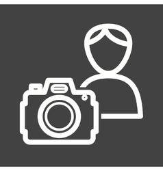 Photographer II vector