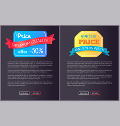 Premium quality price offer only week half cost vector