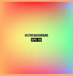 vivid colors background vector image