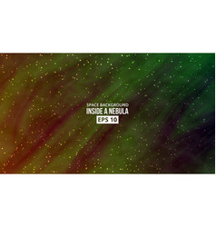 Bright space background vector