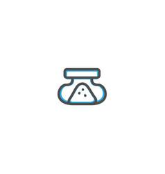 spices icon design gastronomy icon vector image