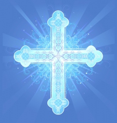 Heavenly cross vector