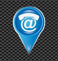 phone design vector image