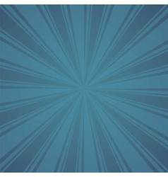 dark blue color burst background vector image