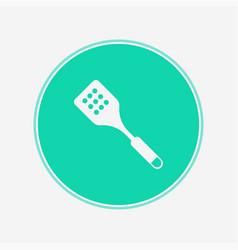 spatula icon sign symbol vector image