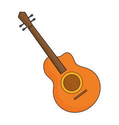music instruments design vector image