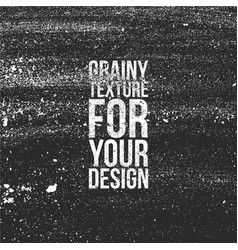 grainy texture for your design vector image