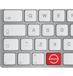 Keyboard icon vector