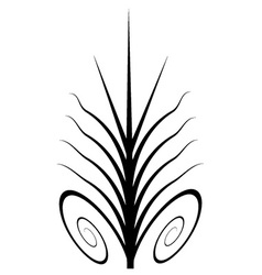 Tattoo element vector