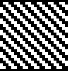 Abstract seamless background chevron pattern in vector