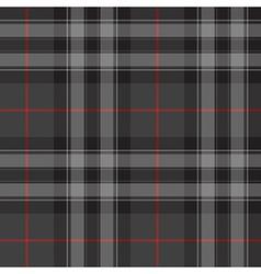 Pride of scotland silver tartan kilt texture vector