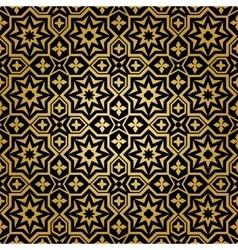 Muslim seamless pattern vector image