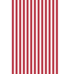 Seamless pattern with red and white stripes vector