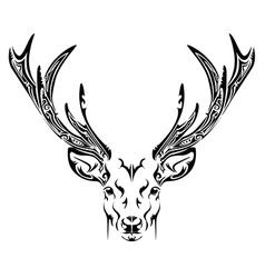 Stylised animal design vector image vector image