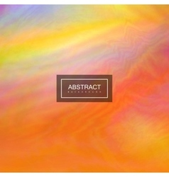 Abstract background with colorful moire texture vector image