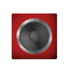 Audio speakers for a netbook vector