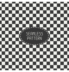 Geometric monochrome hipster squares seamless vector image