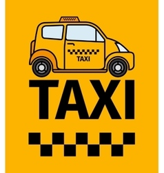 London cab taxi transport poster vector