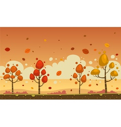 Cartoon Background vector image