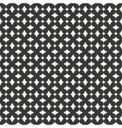 Geometric lmonochrome abstract hipster seamless vector image