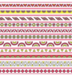 Seamless pattern background41 vector image
