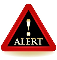 Alert Warning Sign vector