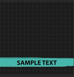 black card vector image