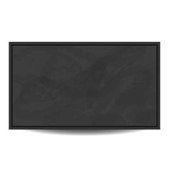 Black chalkboard background eps 10 vector