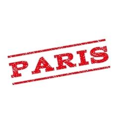 Paris Watermark Stamp vector