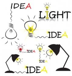 Set idea vector