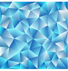 Bright polygonal mosaic vector
