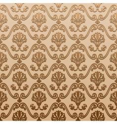decorative vintage background vector image