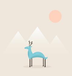 Deer4 vector