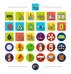 Equipment industrial transport and other web vector