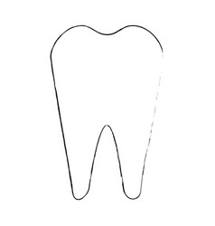 Dental care symbol vector