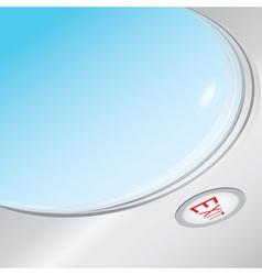 Exit porthole vector