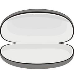 sunglasses case vector image