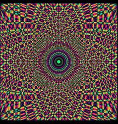 Fractal background vector